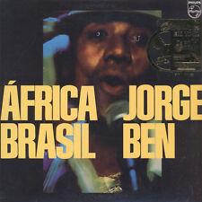 Jorge Ben - Africa Brasil (Vinyl LP - 1976 - BR - Reissue)