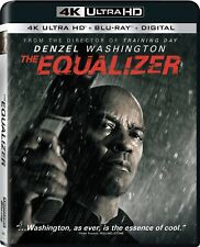 The Equalizer (4K Ultra HD)(UHD)(Atmos)(Pre-order / Jul 10)