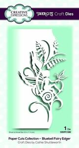 creative expressions paper cuts collection -  fairy door edger- CLEARANCE!