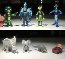 8 PCS Wild Kratts Action Figures Toy
