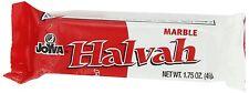 Joyva Halvah Marble Bars 1.75-Ounce Bars -Pack of 36