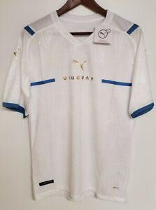 Uruguay National team Away Jersey 2021 Puma, XL Size , Player Version