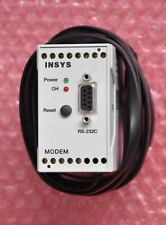 Insys Modem  Typ: RS-232C