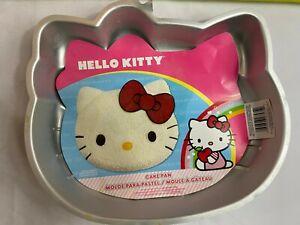 Wilton Hello Kitty Cake Pan 2012