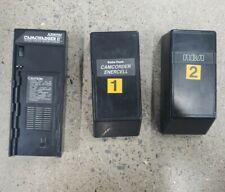 RCA CB120 12V 1500mAH Battery Pack RadioShack Erncell Charger needs power supply