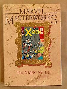 Marvel Masterworks The X-men Vol 7 NM-