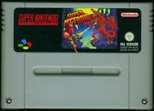 Super Metroid For Super Nintendo SNES PAL English Tested and Works Well