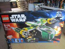 Lego 7930 Star Wars Bounty Hunter Assault gunship + ba + embalaje original