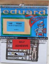 Eduard 1/48 FE661 Colour Zoom etch for the AMK Kfir C7 Kit