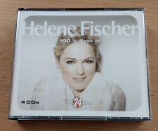 Best of Helene Fischer 100% - 4 CD-Box