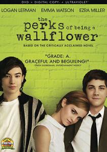 The Perks of Being a Wallflower DVD, Balzerini, Brian, Simmons, Johnny, McDermot