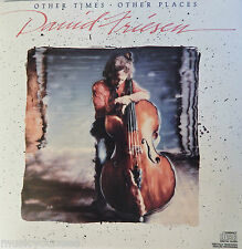 David Friesen - Other Times, Other Places (CD, 1989 CBS/Global Pacific) VG+ 9/10