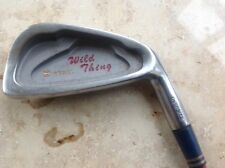 JOHN DALY REGAL WILD THING RH 3 Iron Diamond Cambered Sole Oversize Good Conditi