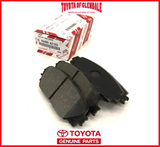 04-09 PRIUS /& 01-05 ECHO  Front Brake Pads Genuine Toyota Ceramic 04465-AZ122