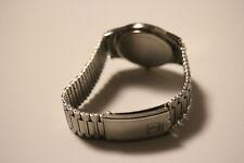 Vintage Tissot Seastar Stainless Steel Quartz Armbanduhr NSA Rollenband