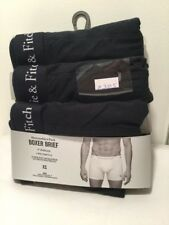 Abercrombie&Fitch, Men's Boxer Brief 3 pack, (XS) ,Brand New, Free S/P(A305)
