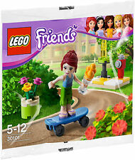 *NEW* Lego LEGO Friends SKATEBOARDER MIA 30101 Polybag