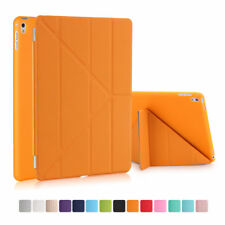 Origami Ultra Slim Leather Magnetic Cover Case For New iPad 2 3 4 Air Mini Pro