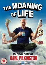 The Moaning of Life [DVD] By Karl Pilkington.