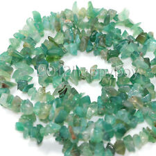 50Pcs Natural Stone Semi Precious Drilled Irregular Beads Finding Free Size