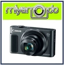 Canon PowerShot SX620 Digital Camera (Black) (Canon Malaysia)