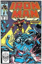 Marvel Comics: Iron Man # 245