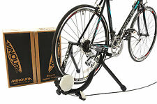 "MINOURA B60 MAGNETIC RESISTANCE BICYCLE INDOOR TRAINER 24"",26""27"" 700c WHEELS"
