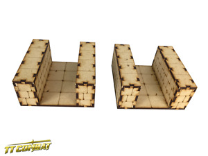 TTCombat - RPG015 - Dungeon Straight Sections