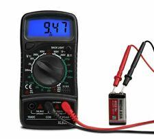 Digital Multimeter Esr Meter Tester Automotive Electrical Transistor Capacitance