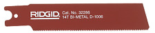Ridgid saw blades 14 x 200 mm 32296 Pack of 5