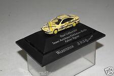 "Rietze 1:87 h0 Opel Calibra 16v ADAC GT-Cup'93 no59 ""armador"" VP (e5996)"