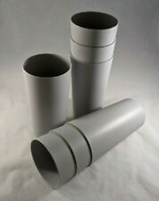 26oz Plastic Tall Tumbler Lot of 7 Gray Drinking Beverage Cup Room Essentials