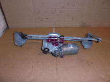TOYOTA YARIS 2004 FRONT WIPER MOTOR AND LINKAGE VALEO