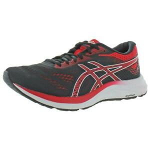 Asics Mens GEL-Excite 6 Faux Leather Trainer Running Shoes Sneakers BHFO 3786