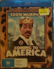 *New & Sealed* Coming To America Blu Ray Special Collector's Edition. Reg B AUS