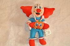 Unusual Bozo the Clown Plush Doll