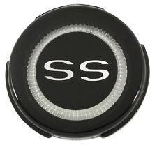1967 Impala Chevelle Nova Super Sport Horn Button Plastic Emblem SS
