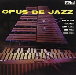 Milt Jackson - Opus De Jazz [New CD] Japan - Import