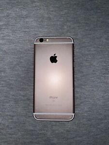 Apple iPhone 6s Rose Gold Pre-Owned Works Unlocked