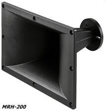 IMG Stageline Monacor MRH-200 PA-Mittelhochtonhorn 25mm-Flansch