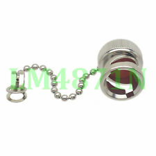 1pc Connector RP.BNC BNC male Straight Protective Dust cap for RP.BNC BNC female