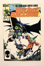 Marvel Comics RORCKET RACCOON #2 JUNE 1985 Four-Issue Limited Series
