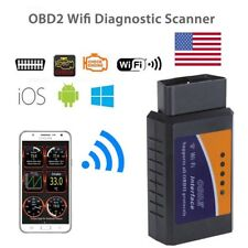 Mini WIFI OBDII Cars Code Reader Diagnostic Scanner For IOS/Android/Windows