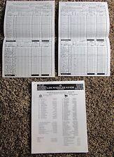 Los Angeles Kings vs San Jose Sharks pre-season 2000 NHL scouting package RARE!