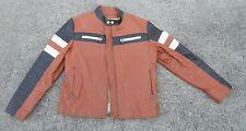Vintage Men's Wilsons  Leather Jacket Size MEDIUM Motorcycle Biker