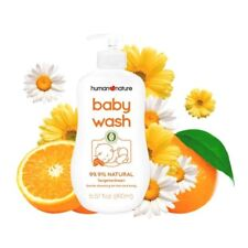 Tangerine Dream Baby Wash-490ml