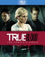 True Blood Seasons 1 to 7 Complete Collection BLU-Ray NEW Blu-RAY (1000505204)