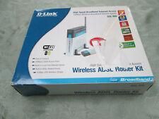 D-link DSL-904 54 Mbps 10/100 Wireless G Router (DSL904)