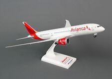 SkyMarks Avianca Boeing 787-8 Dreamliner SKR787 1/200 with Gear, New