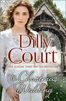 The Christmas Wedding A heart-warming winter s by Dilly Court New Paperback Book
